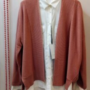 Sol cardigan co. sepia